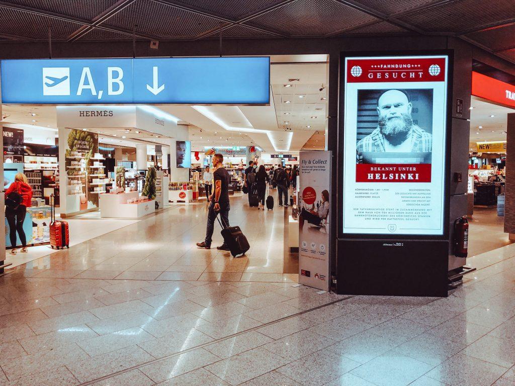 lotnisko kampania