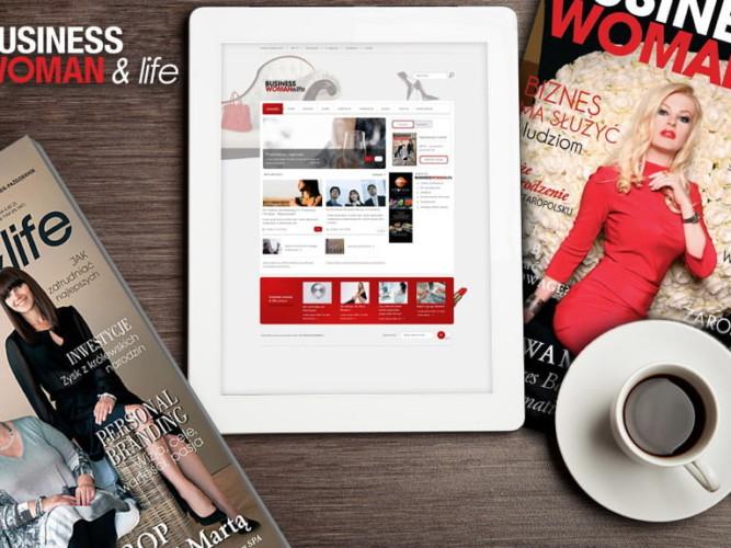 strona businesswoman&life